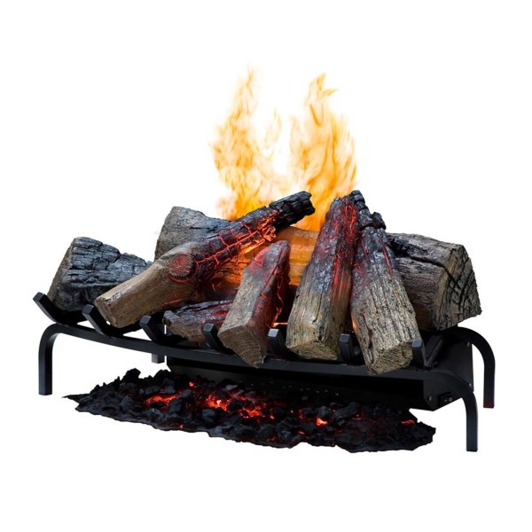 Electric Fire Logs for Fireplace