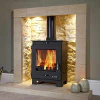 NEXT DAY DELIVERY | FLAVEL ARUNDEL MULTIFUEL STOVE | GREAT ...