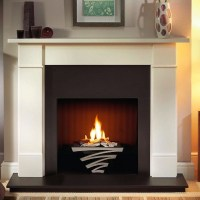 Incredible Value | Gallery Brompton Stone Fireplace ...