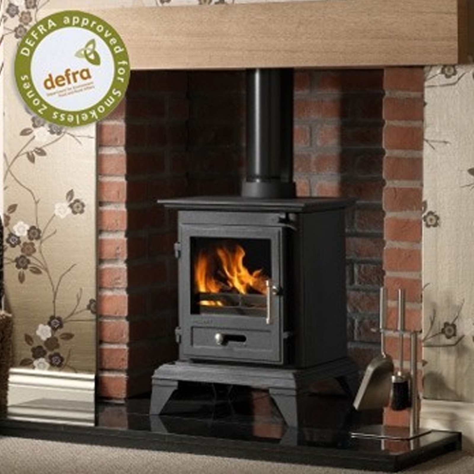 Remarkable Prices  Gallery Classic 5 Cleanburn Stove