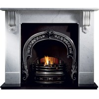 Classic Styling | Gallery Kingston Fireplace Includes ...