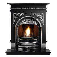Victorian Design | Gallery Tregaron Cast Iron Fireplace ...