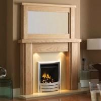 Unbeatable Price | GB Mantels Coatbridge Fireplace Suite ...