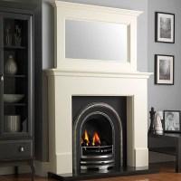 Best Prices Around | GB Mantels Warwick Fireplace Suite ...