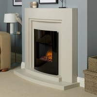 Stone Suite   Katell Alston Electric Fireplace Suite ...