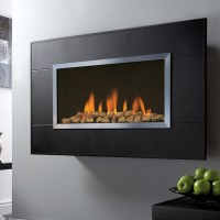 Wall Mounted Fire | Kinder Limours Balanced Flue Gas Fire ...