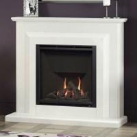 "Elgin and Hall Orieta 48"" Gas Fireplace Suite - Fireplaces ..."
