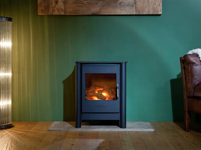 Esse Flueless Gas 525 Stove Stoke Gas Amp Electric