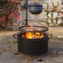 Fire Pits Fireplace Stone & Patio
