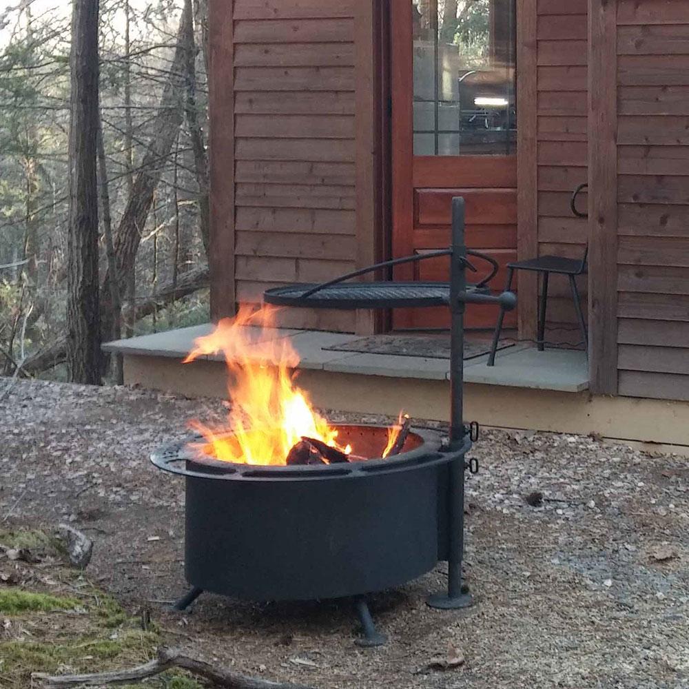 Fire Pits  Fireplace Stone  Patio