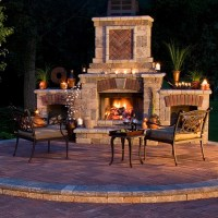 Outdoor Fireplaces | Fireplace Stone & Patio
