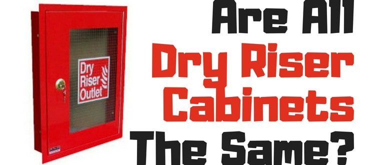 dry riser cabinets