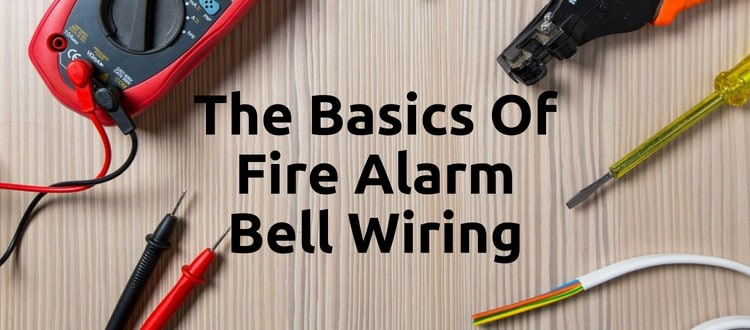 the basics of fire alarm bell wiring fire protection Converter Wiring Diagram
