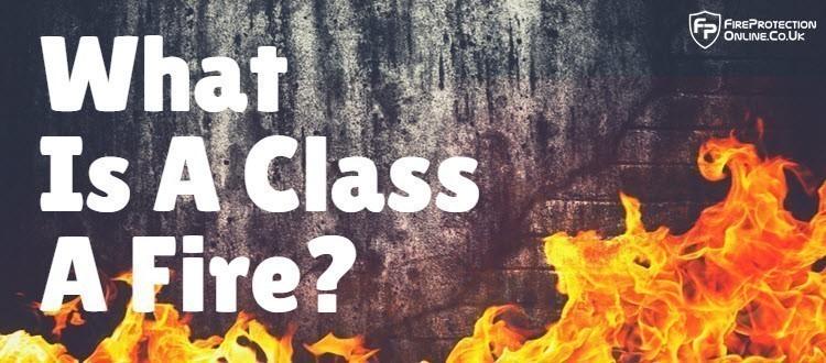 Class A Fire