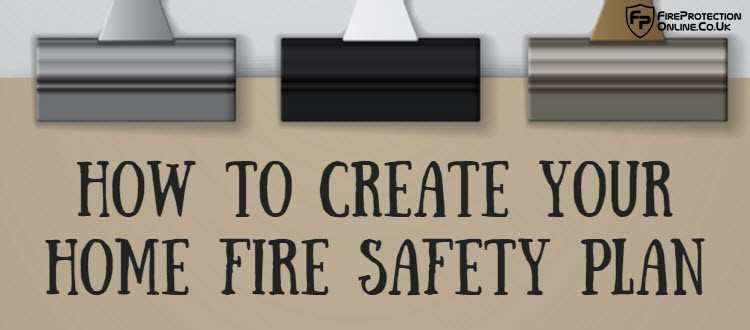 How to create your home fire safety plan fire protection for Home fire safety plan