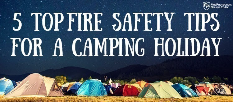 camping fire safety