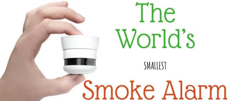 Small Smoke Alarm