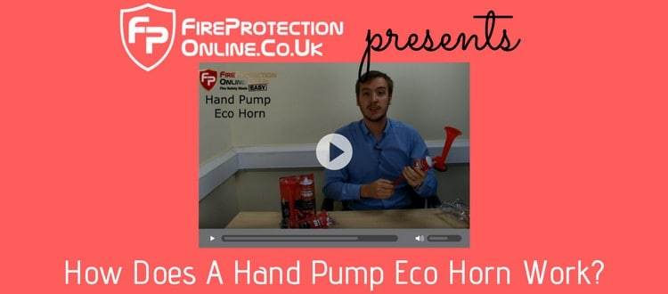 How Does A Hand Pump Eco Horn Work?