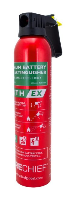 Lith-Ex Battery Fire Extinguisher