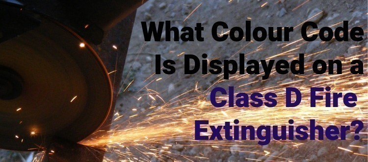 What Colour Code Is Displayed on a Class D Fire Extinguisher