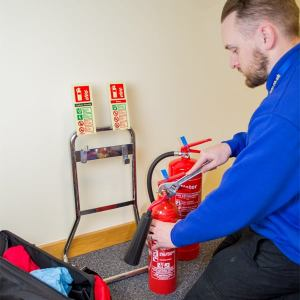 Fire Extinguisher Disposal