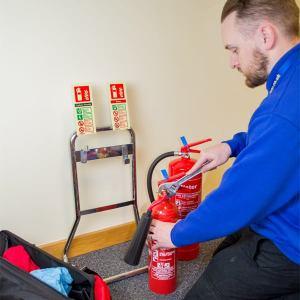 Fire Extinguisher Disposal