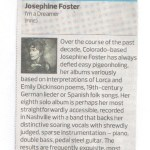 'I'm A Dreamer' - Observer review