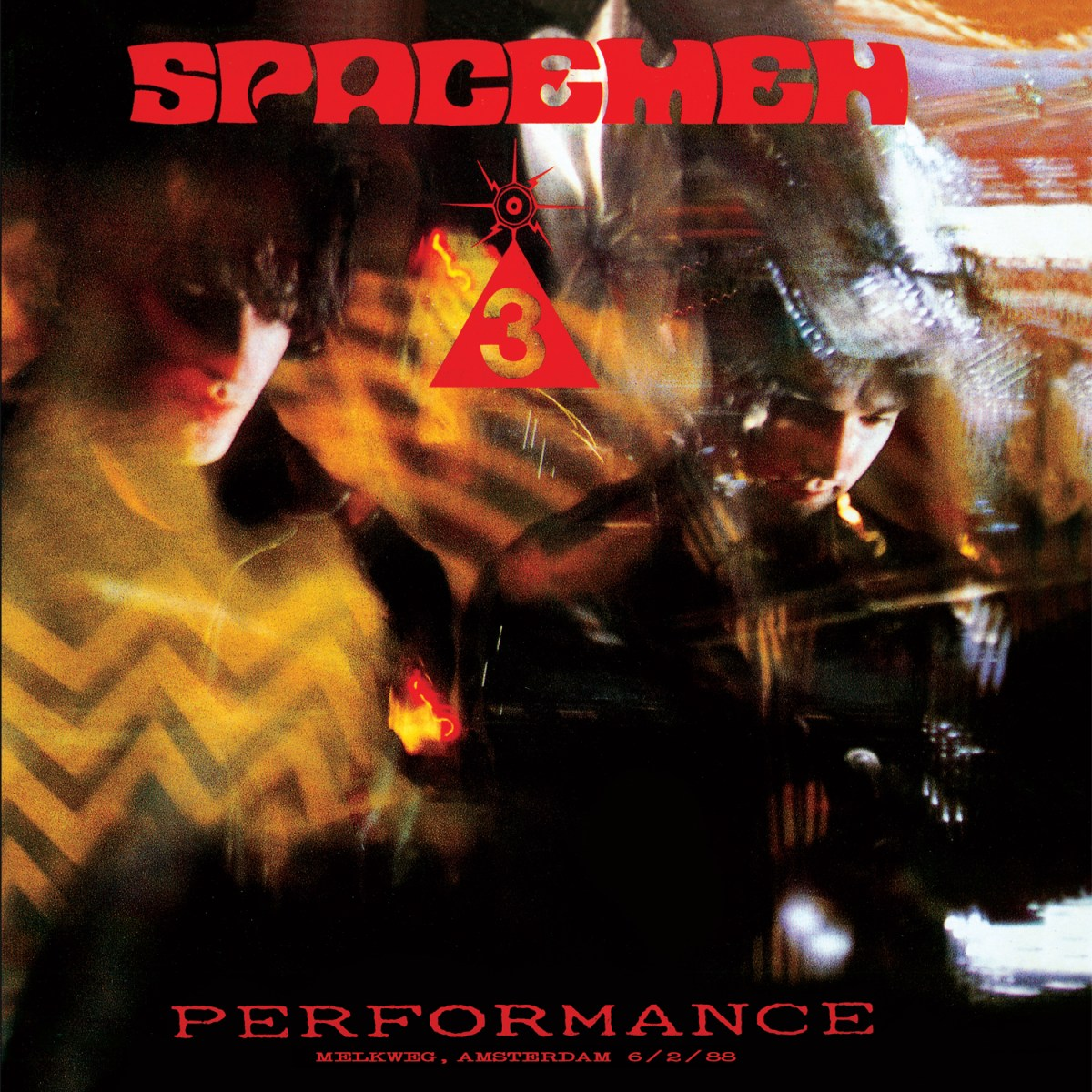 Spacemen 3 Performance 2013 Lp Fire Records