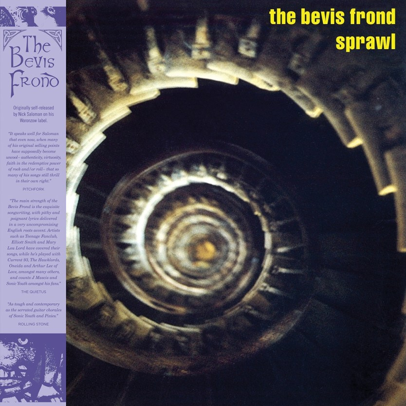 The Bevis Frond - Sprawl OBI 1500 x 1500
