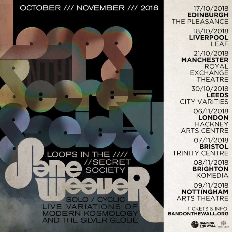 Jane Weaver Solo Tour 'LOOPS IN THE SECRET SOCIETY' – FIRE