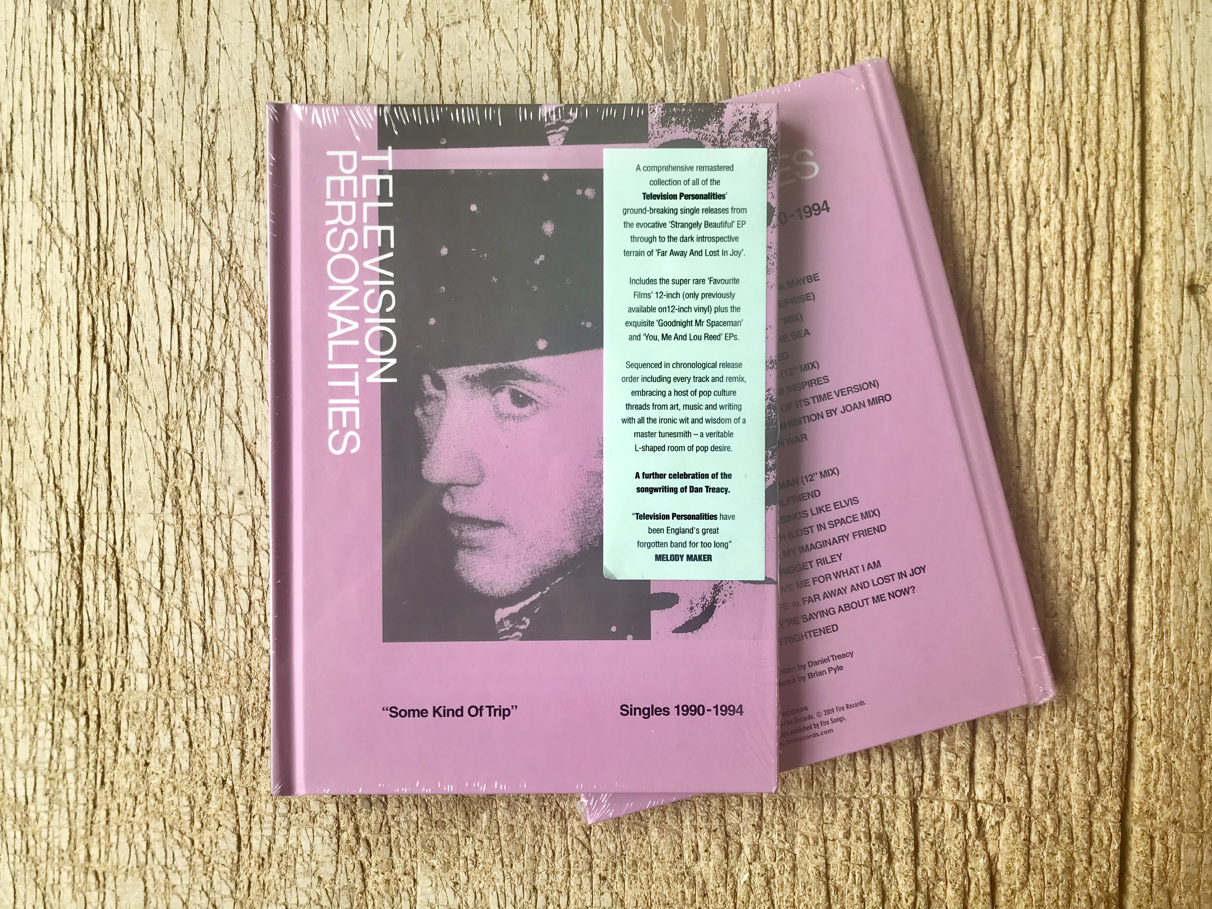 Television Personalities - Some Kind Of Trip: Singles 1990 - 1994 (RSD 2019)