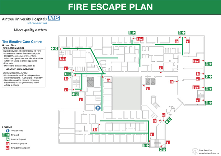 example of fire exit diagram 1994 chevy truck wiring free emergency evacuation plan and the procedure firesafe org uk wardens marshals