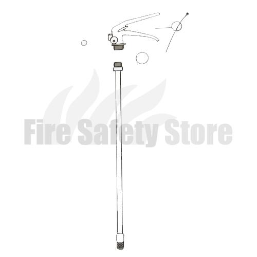 FireGuard 9Ltr Water / AFFF Foam Replacement Fire