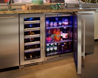 Outdoor Refrigeration - Fireside Outdoor Kitchens