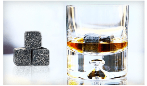 Bourbon Rocks On the Fireplace Pictures