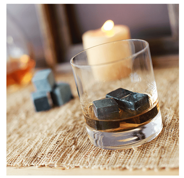 Sparq Whiskey Rocks Set Of 12 - Small - Fireside Outdoor
