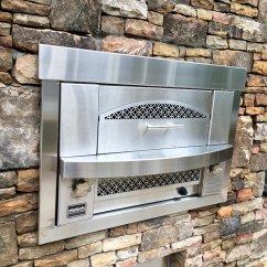 Outdoor Kitchen Oven Great Knife Set Built In Gas Pizza Fireside Kitchens Over The Past Few Years Ovens Have Become Quite Hot And Not Just Because Of High Temperatures That You Can Get A Wood Fired