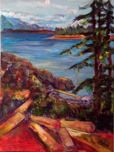 Driftwood, Christina's View