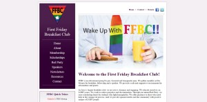 FireSpike LLC providing hosting services. client FFBC Iowa