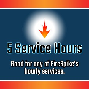 5 Service Hours