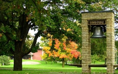 20 Years Ago Home: Luther College