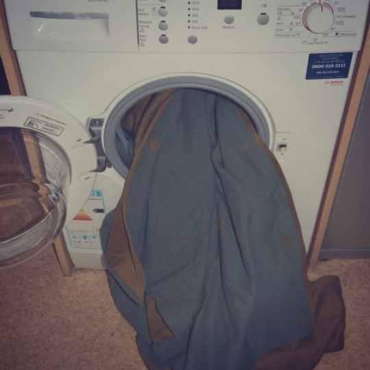 Who's afraid of the big bad wool? A guide to machine washing 25% merino wool wraps