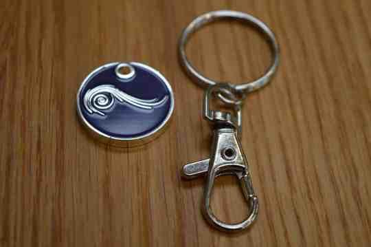 trolley-token-key-fob