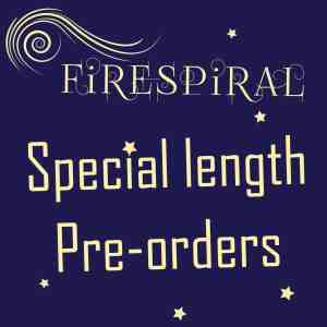 Special Length Pre-orders
