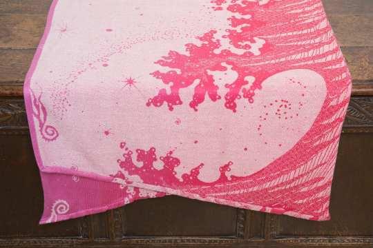Dryad-sunset-seafoam-woven-wrap