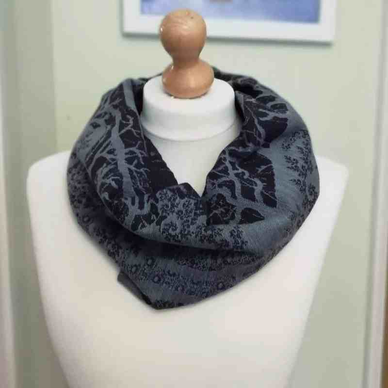 Petrichor Winter Hill cowl