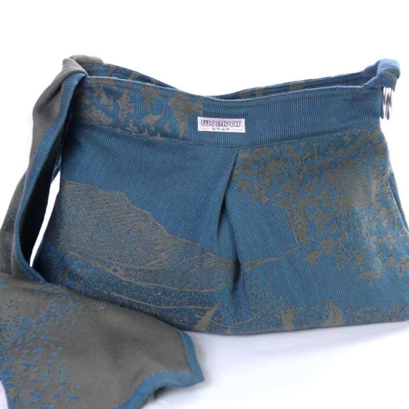 freddie-mercury murmuration wompat bag