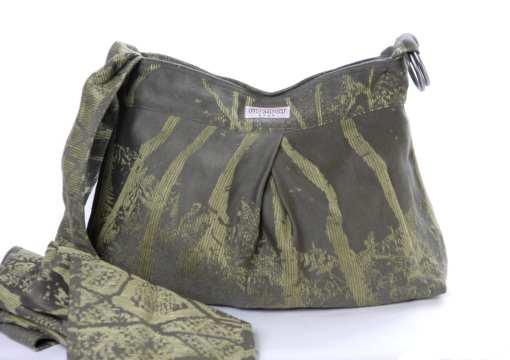 kokiri mercury birch trees wompat bag