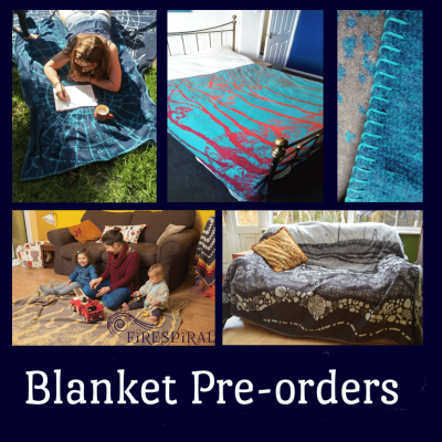 Current Blanket Pre-orders