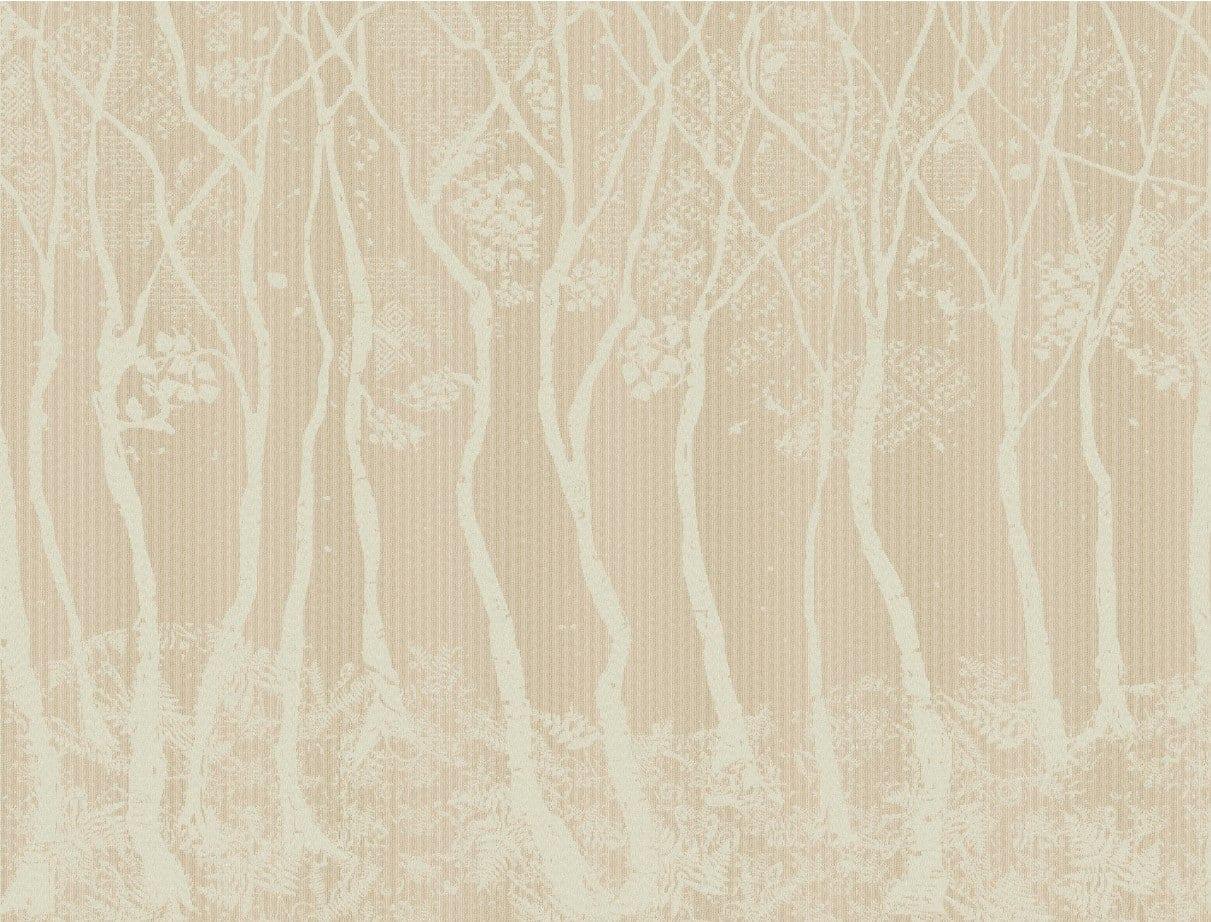 dryad frost birch trees